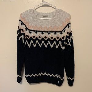 Girls Abercrombie and Fitch Sweater